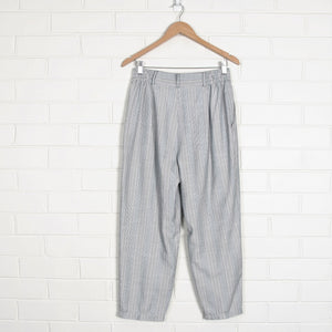Pastel Pinstripe High Waist Pants