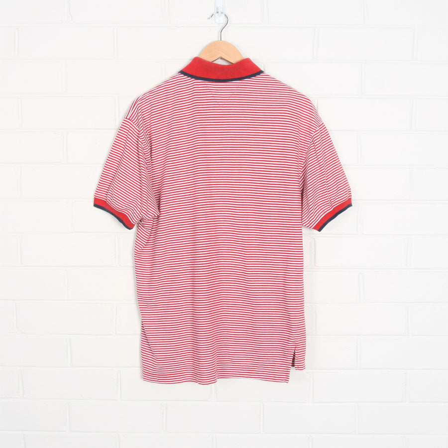 TOMMY HILFIGER Stripe Polo Shirt