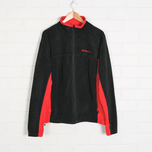 COLUMBIA Zip Up Fleece Jacket