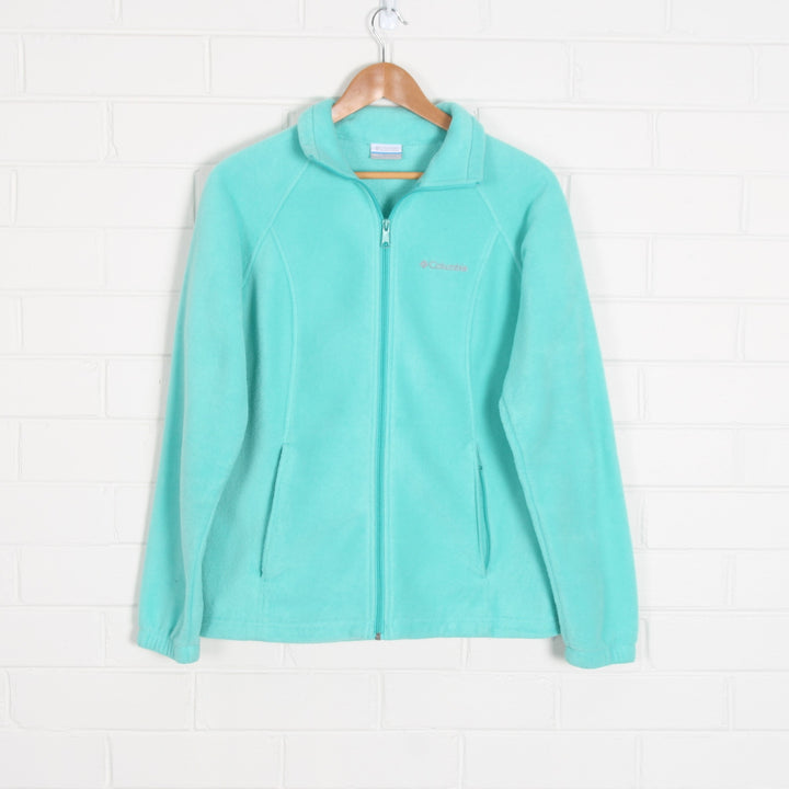 COLUMBIA Aqua Zip Through Fleece Jacket