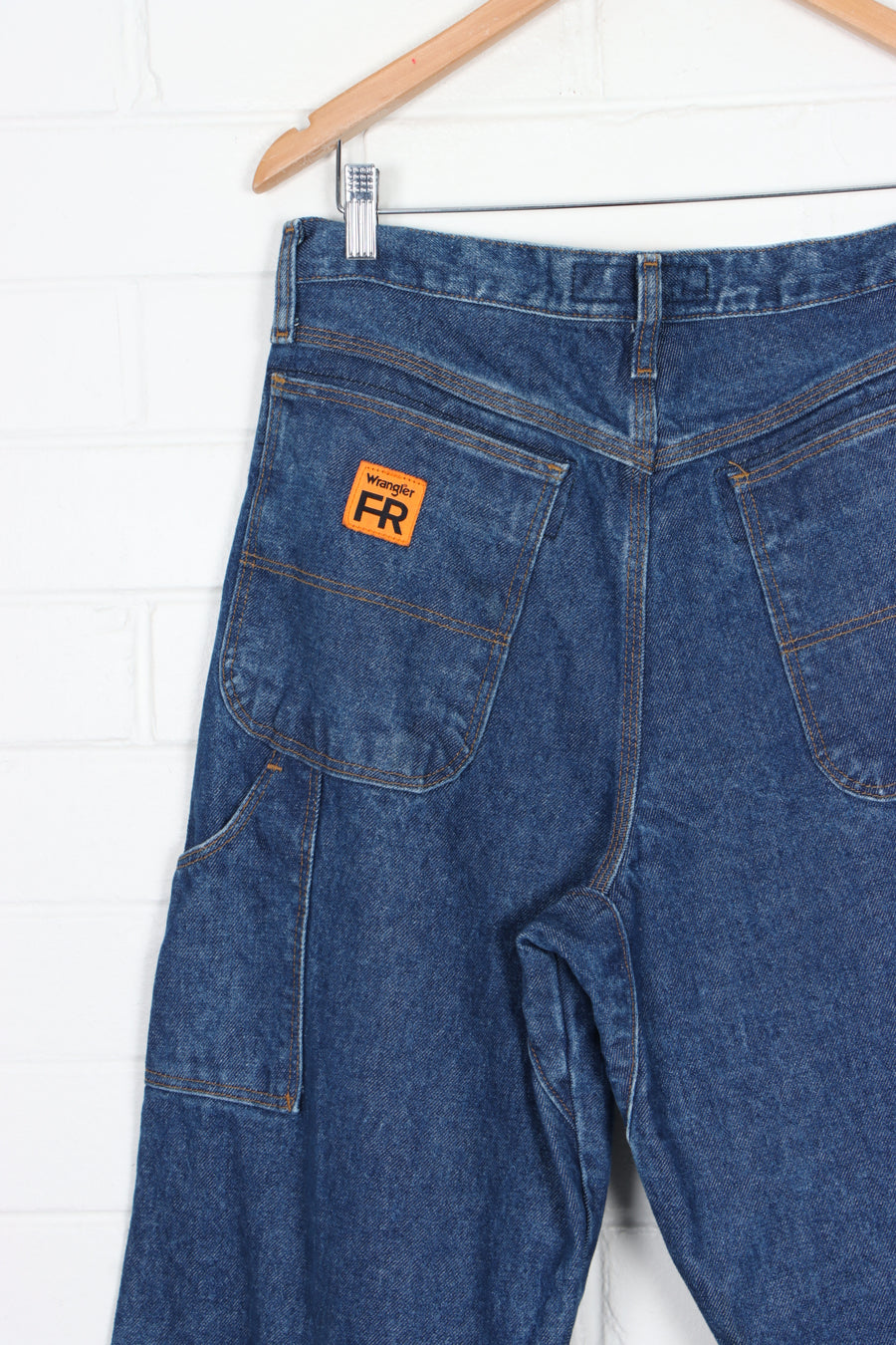 Johnny Q Tan Thick Cotton Short Overalls