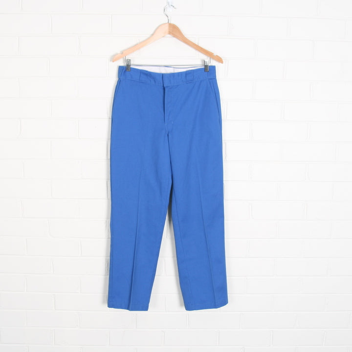 Electric Blue DICKIES Workwear Pants