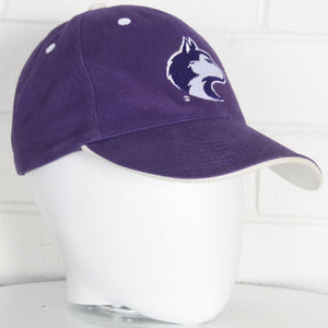 Washington Huskies College Football Velcro Back Cap