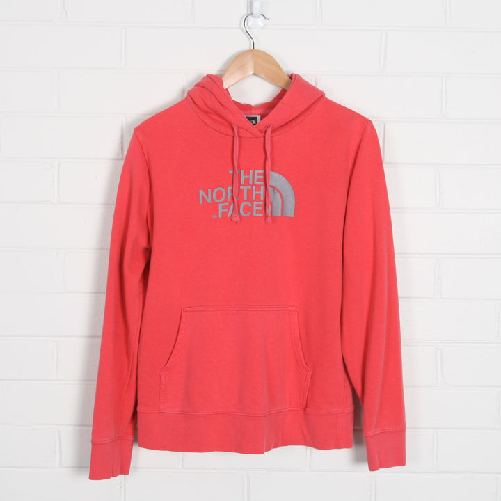 The North Face Pink Hoodie Sweatshirt