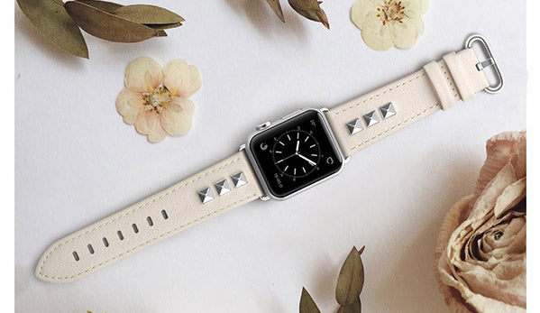 Apple Watch Bands 38mm Leather Strap