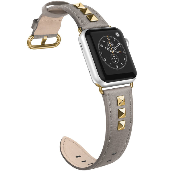 Apple Watch Bands  Leather Strap