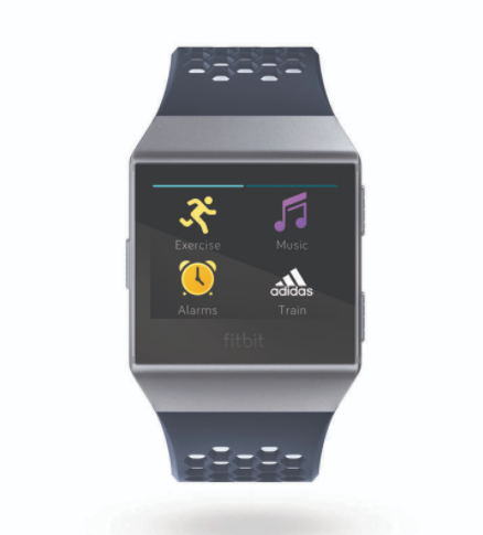 fitbit adidas