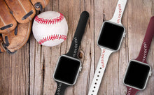 SWEES Sport Band Compatible with Apple Watch 38mm 40mm 42mm 44mm, Slim Soft Silicone Men Women Large Small Wristbands Baseball Strap for Apple iWatch Series 5, 4, 3, 2, 1 Nike+, Sport & Edition Black, White, Gray