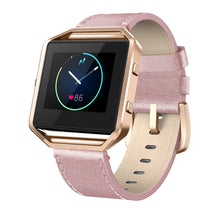 "Fitbit Blaze Bands Leather Strap Small 5""- 7.1"""