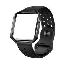 "Fitbit Blaze Bands Silicone Strap Large 6.8""-8.8"""