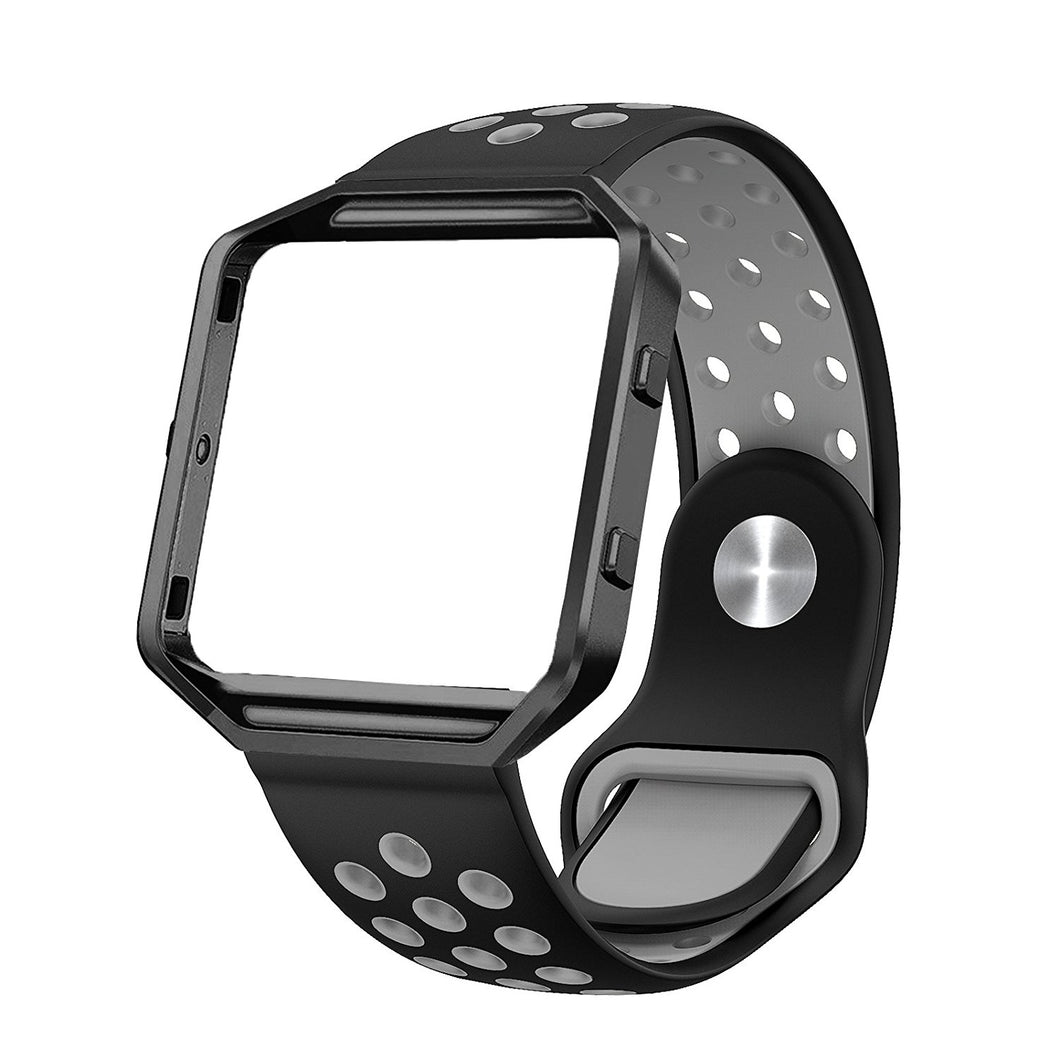 Fitbit Blaze Bands Silicone Strap Large 6.8