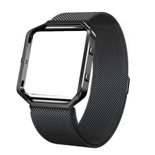 "Fitbit Blaze Bands  Metal  Strap Small 5"" - 7.8"""