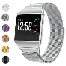 "Fitbit Ionic Bands Milanese Metal Strap Small 5.7"" - 8.2"""
