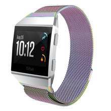 "Fitbit Ionic Bands Milanese Metal Strap  Large 6.1"" – 10.6"""