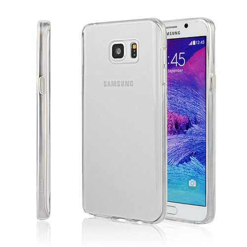 Galaxy Note 5 Case -TPU Clear Protective Utra Thin Slim Case