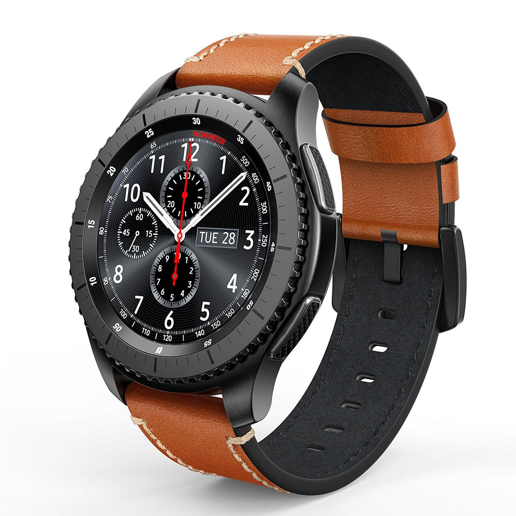 Gear S3 Frontier / Classic Bands Leather