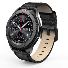 Gear S3 Frontier Leather Band 5.9 - 8.3""