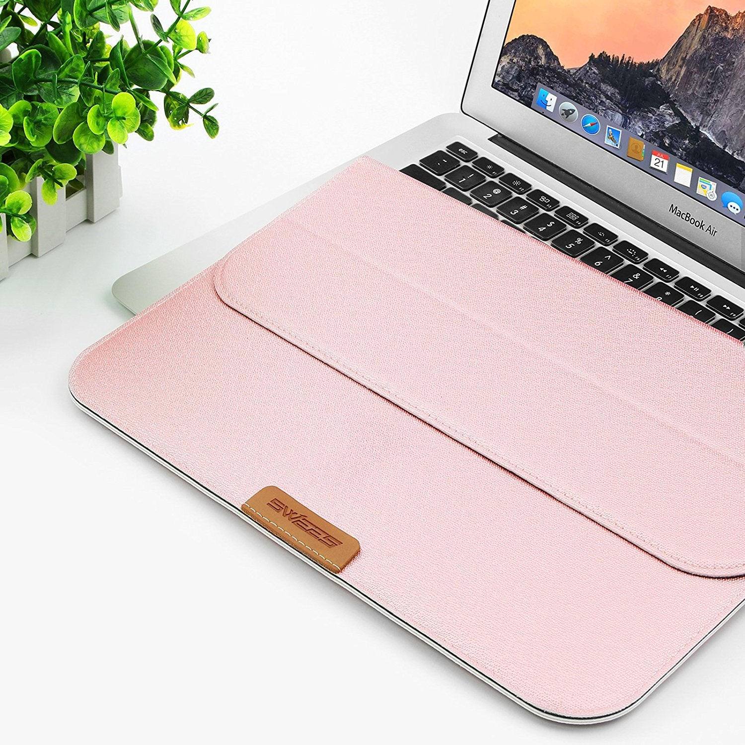 reputable site 6dcbb 4c265 The Best Macbook 12 Inch Case Sleeve with Stand Function on amazon ...