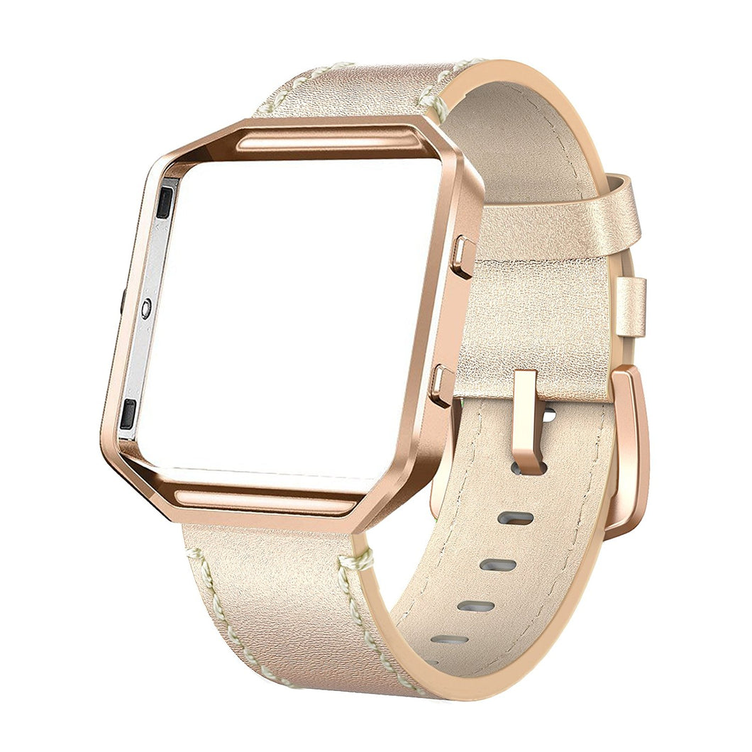Fitbit Blaze Bands Leather Strap Small 5
