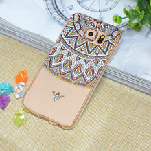 Galaxy S6 Case-3D Relief Printing Pattern