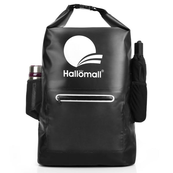Waterproof Backpack Dry Bag + Phone Case