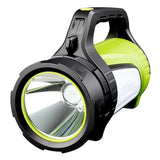 Rechargeable Flashlight - 10 Modes