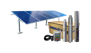 What SHERVEY™ Solar Pump Best Suits Your Needs?