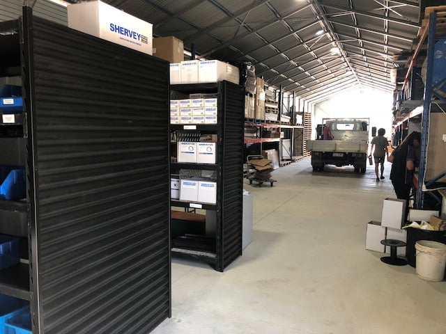 New Warehouse & Office