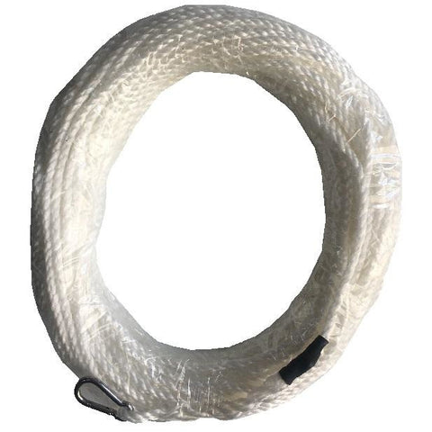 Safety Rope with Stainless Clip