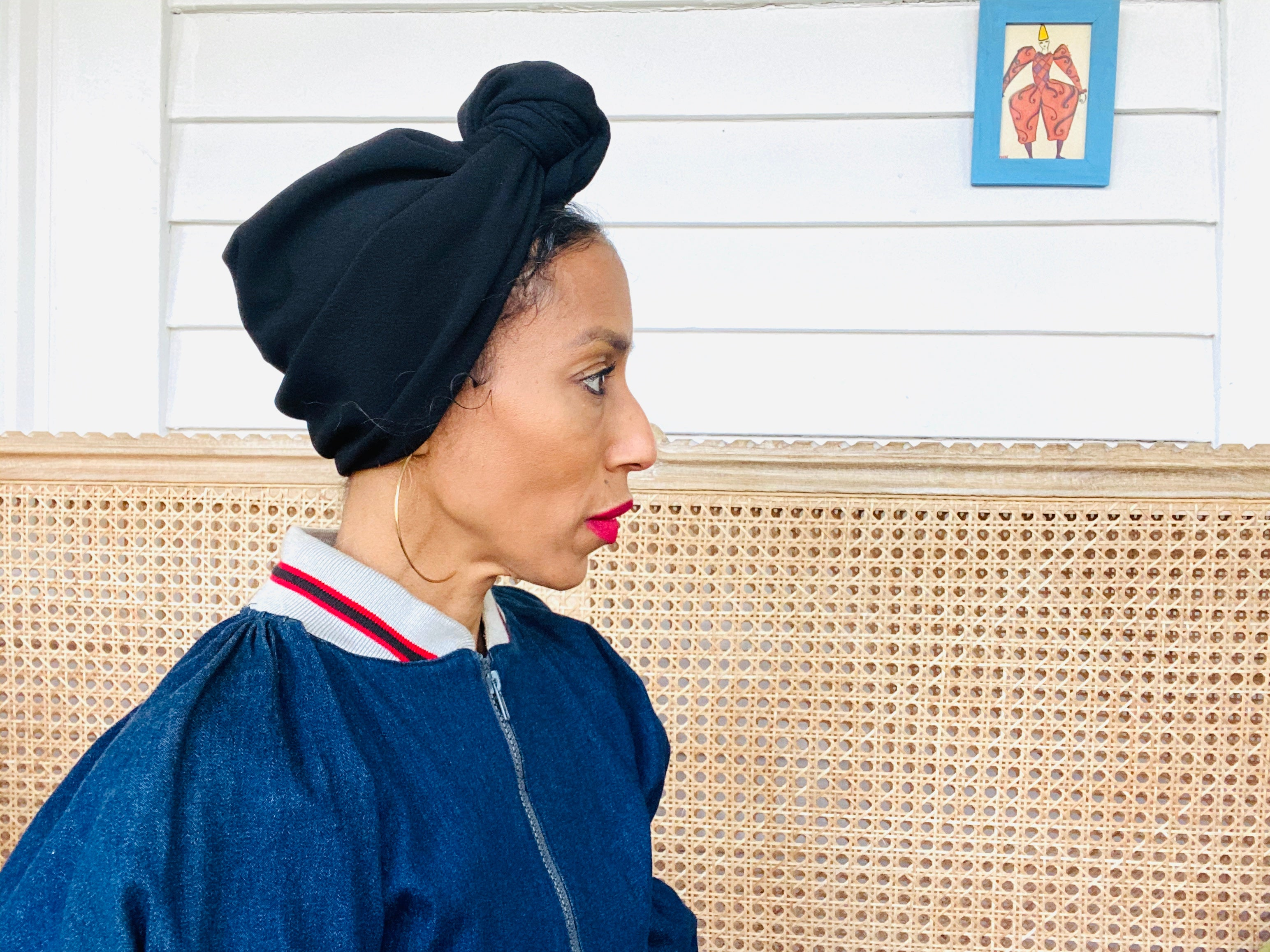NOK One Piece Turban in Knot Today...