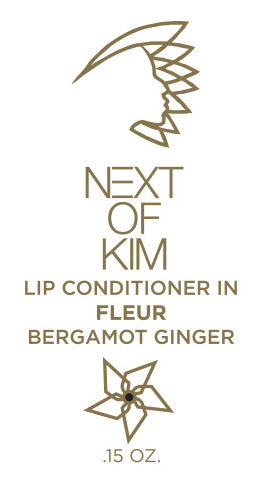 NOK Lip Conditioner in Bergamot Ginger