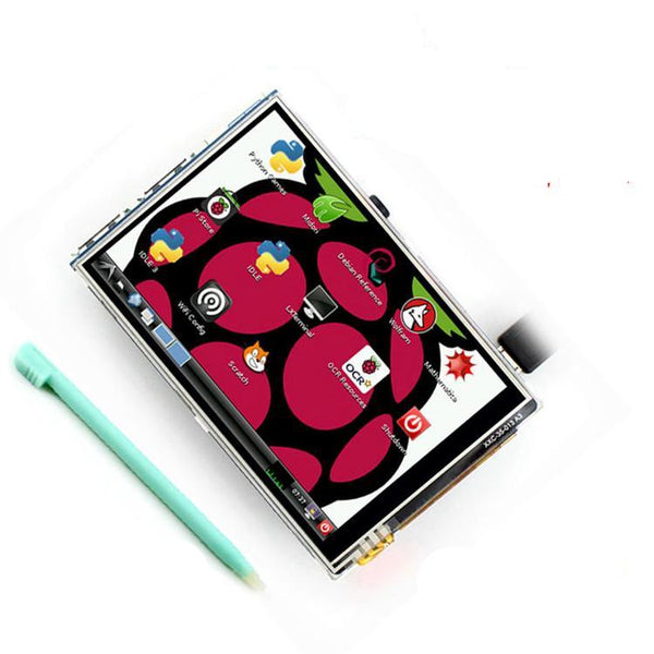 3.5 inch Raspberry Pi LCD TFT Touchscreen Display