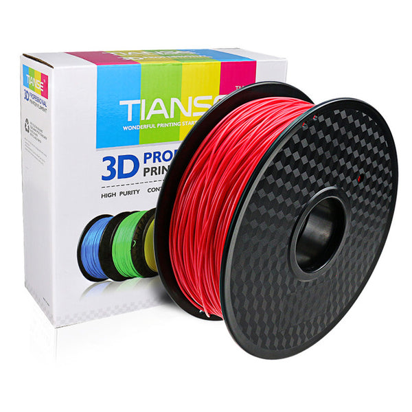 Different colors PLA consumables material for 3D printer