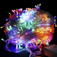Led String Lights Fairy Holiday Outdoor Decorative Light controller