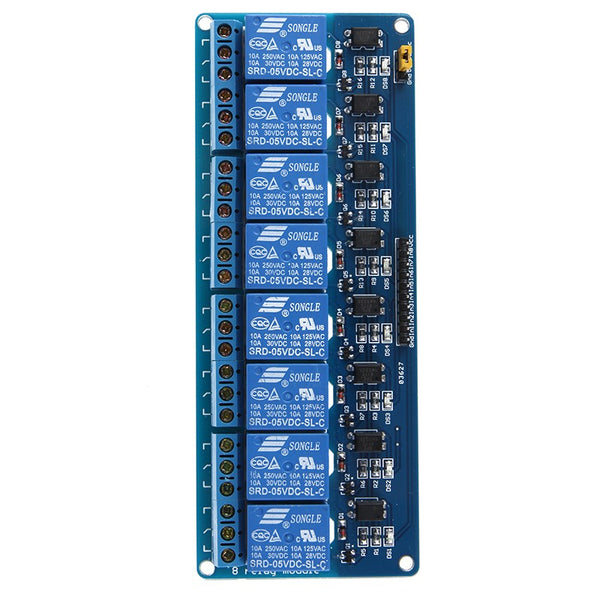 Active Relay Time Module Interface Board