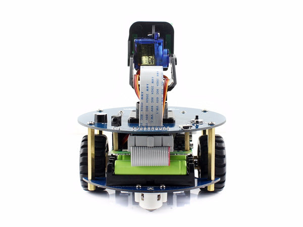 Raspberry Pi robot building kit