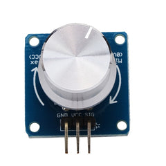 Adjustable Potentiometer Rotary Angle Sensor Module For Arduino For RC Toys Models