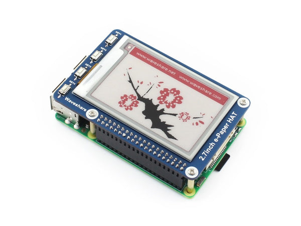 Raspberry Pi 2B/3B/Zero/Zero ARM Display Hat