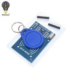 RFID module RC522 Kits S50 13.56 Mhz 6cm With Tags SPI Write & Read for arduino uno 2560