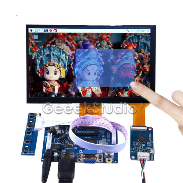 7 inch Touch Display Screen Monitor Raspberry Pi