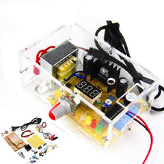 DIY Kit Adjustable Regulated Voltage Step-down Power Supply Module