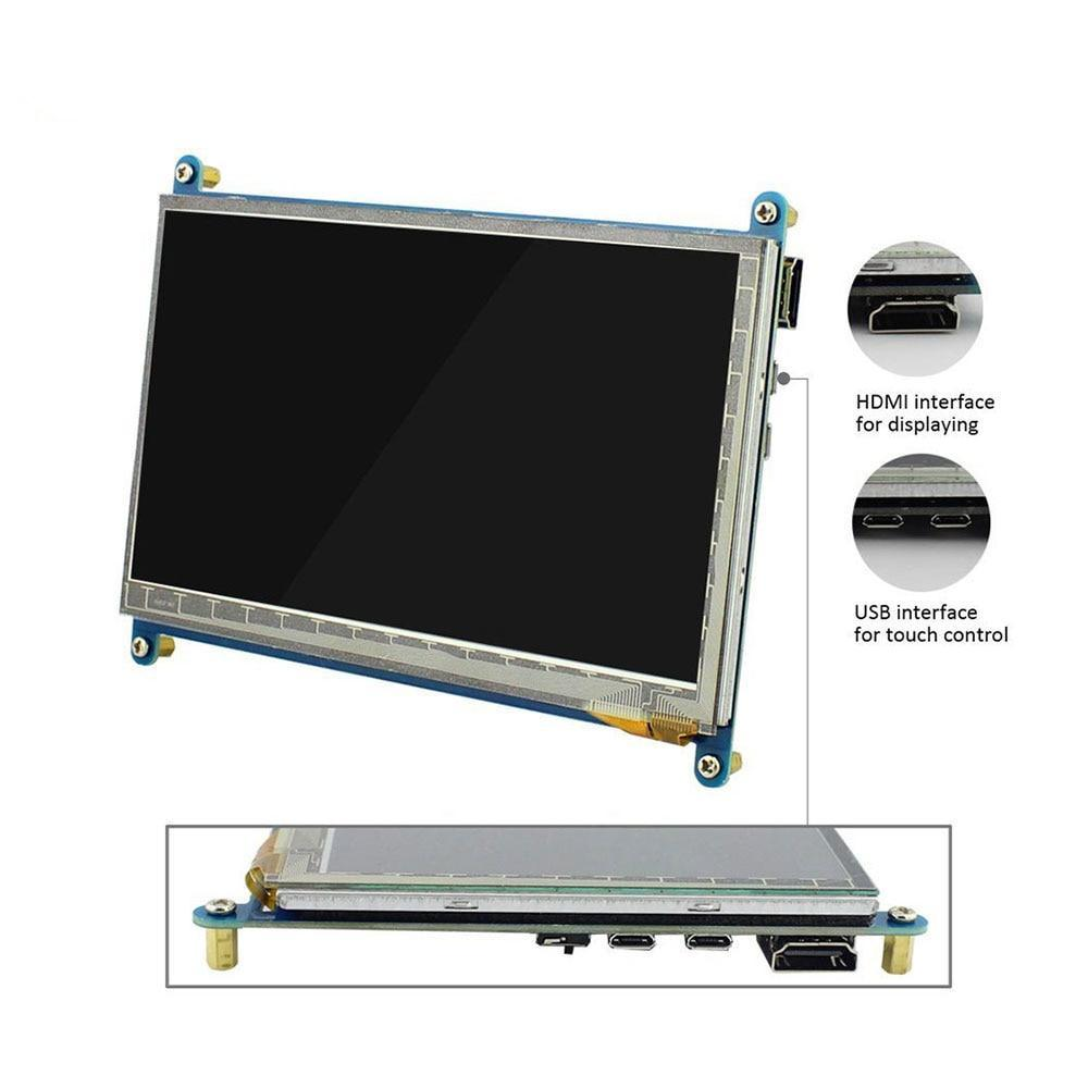 Raspberry Pi 3 Display HDMI 7 Inch with Touch Screen Monitor