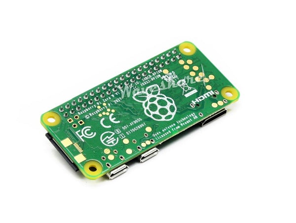 Raspberry Pi Zero WH With Micro SD Card Official Case Power Adapter