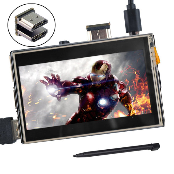3.5 inch HDMI LCD Touchscreen Display