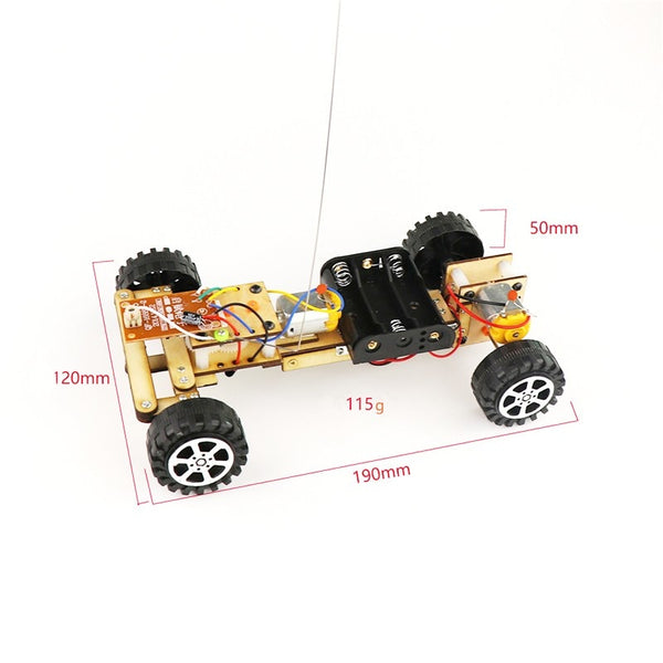 Educational Electric Remote Control RC Scientific Invention Toys