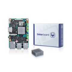ASUS SBC Tinker board 2GB LPDDR3 tinkerboard speed than raspberry pi 3
