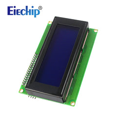 Smart Electronics LCD Display Monitor LCD2004 2004 20X4 5V Character Blue Backlight Screen And IIC I2C for arduino