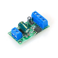 Mini Step-up Voltage Converter Module 0~5V to 0~10V/0~12V/0~24V Voltage and Current Amplifier Board Boost Converter with PWM Signal