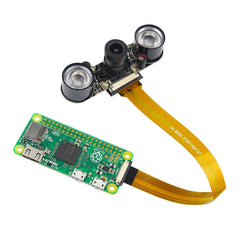 Fisheyes Wide Angle Night Vision Camera For Raspberry Pi Zero