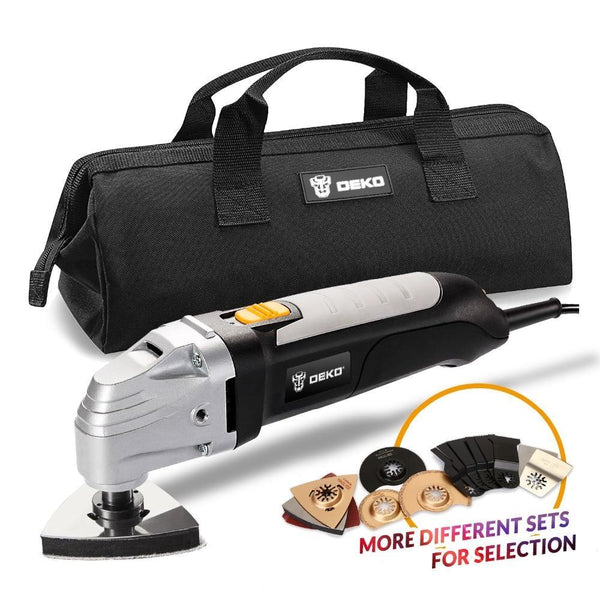 Variable Speed Electric Multi function Oscillating Tool Kit